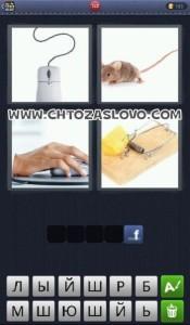 4 фотки 1 слово уровень 121