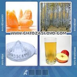 Ответ на уровень 192: сок