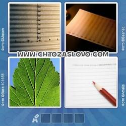 Ответ на уровень 193: лист