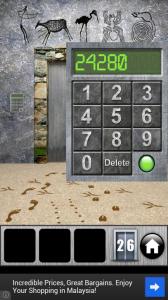 100 дверей побег 26 уровень