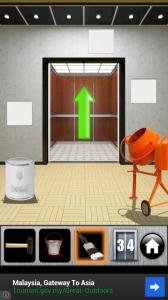 100 дверей побег 34 уровень