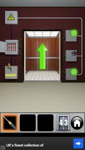 100 дверей побег 43 уровень