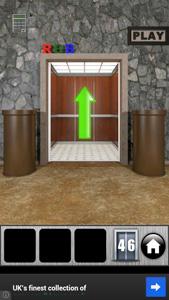 100 дверей побег 46 уровень