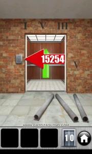 100 дверей 2013 10 уровень