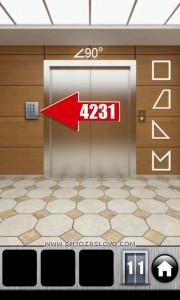 100 дверей 2013 11 уровень