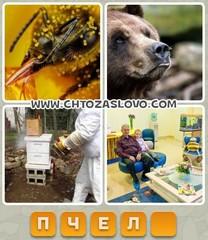 Ответ: пчела