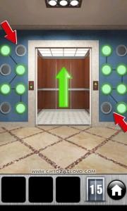 100 дверей 2013 15 уровень
