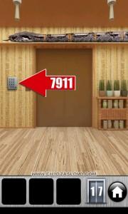 100 дверей 2013 17 уровень