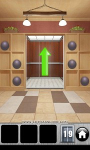 100 дверей 2013 19 уровень