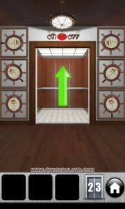100 дверей 2013 23 уровень