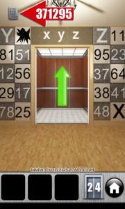 100 дверей 2013 24 уровень