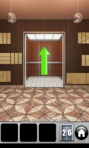 100 дверей 2013 26 уровень