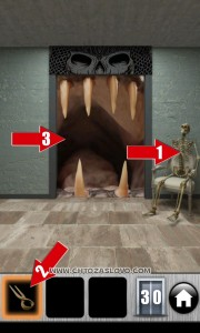 100 дверей 2013 30 уровень