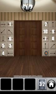 100 дверей 2013 32 уровень