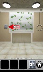 100 дверей 2013 34 уровень