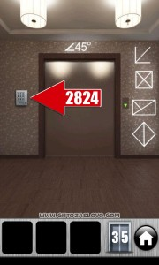 100 дверей 2013 35 уровень