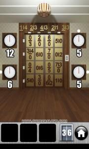100 дверей 2013 36 уровень