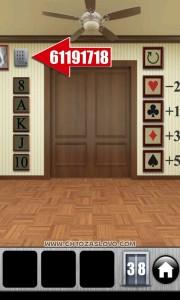 100 дверей 2013 38 уровень