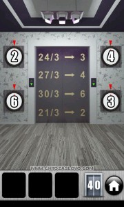 100 дверей 2013 40 уровень