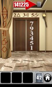100 дверей 2013 42 уровень