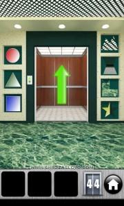 100 дверей 2013 44 уровень