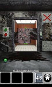 100 дверей 2013 46 уровень