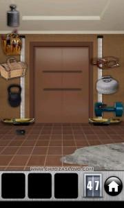 100 дверей 2013 47 уровень