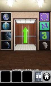 100 дверей 2013 48 уровень