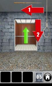 100 дверей 2013 5 уровень