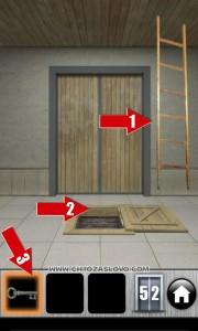 100 дверей 2013 52 уровень