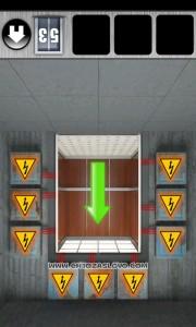 100 дверей 2013 53 уровень