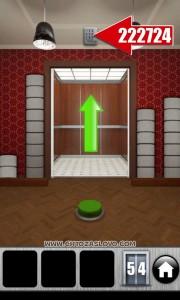 100 дверей 2013 54 уровень
