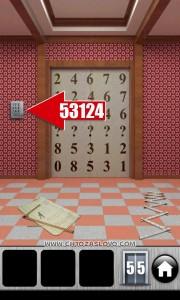 100 дверей 2013 55 уровень