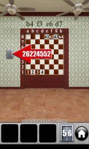 100 дверей 2013 56 уровень