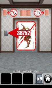 100 дверей 2013 59 уровень