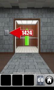 100 дверей 2013 60 уровень