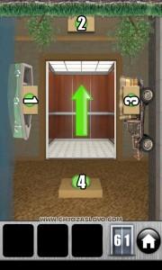 100 дверей 2013 61 уровень
