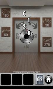 100 дверей 2013 62 уровень