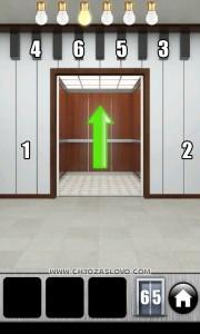 100 дверей 2013 65 уровень
