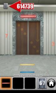 100 дверей 2013 67 уровень