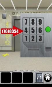 100 дверей 2013 71 уровень