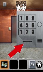 100 дверей 2013 72 уровень