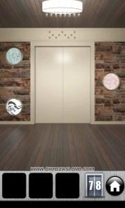 100 дверей 2013 78 уровень