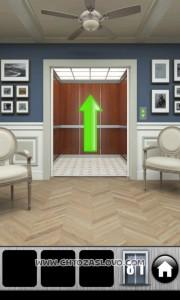 100 дверей 2013 81 уровень