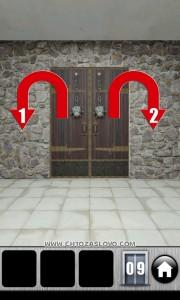100 дверей 2013 9 уровень