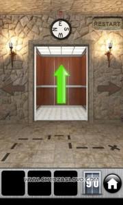 100 дверей 2013 90 уровень