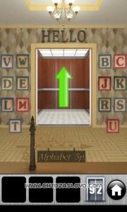 100 дверей 2013 92 уровень