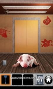 100 дверей 2013 97 уровень