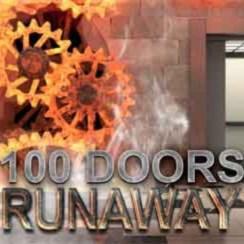 Прохождение игры 100 дверей ПОБЕГ