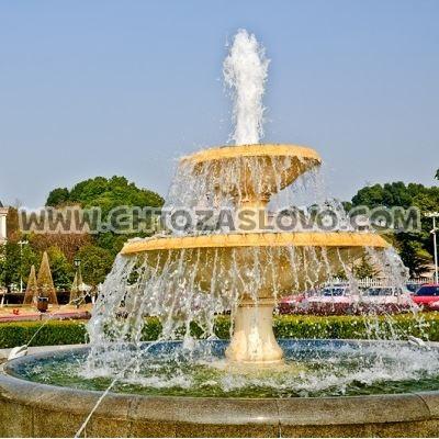 Ответ: фонтан